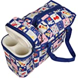 Cutieco Multipurpose Diaper Bag, Blue