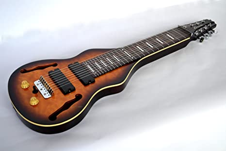 Clearwater Pro - Guitarra de acero inoxidable (8 cuerdas): Amazon ...