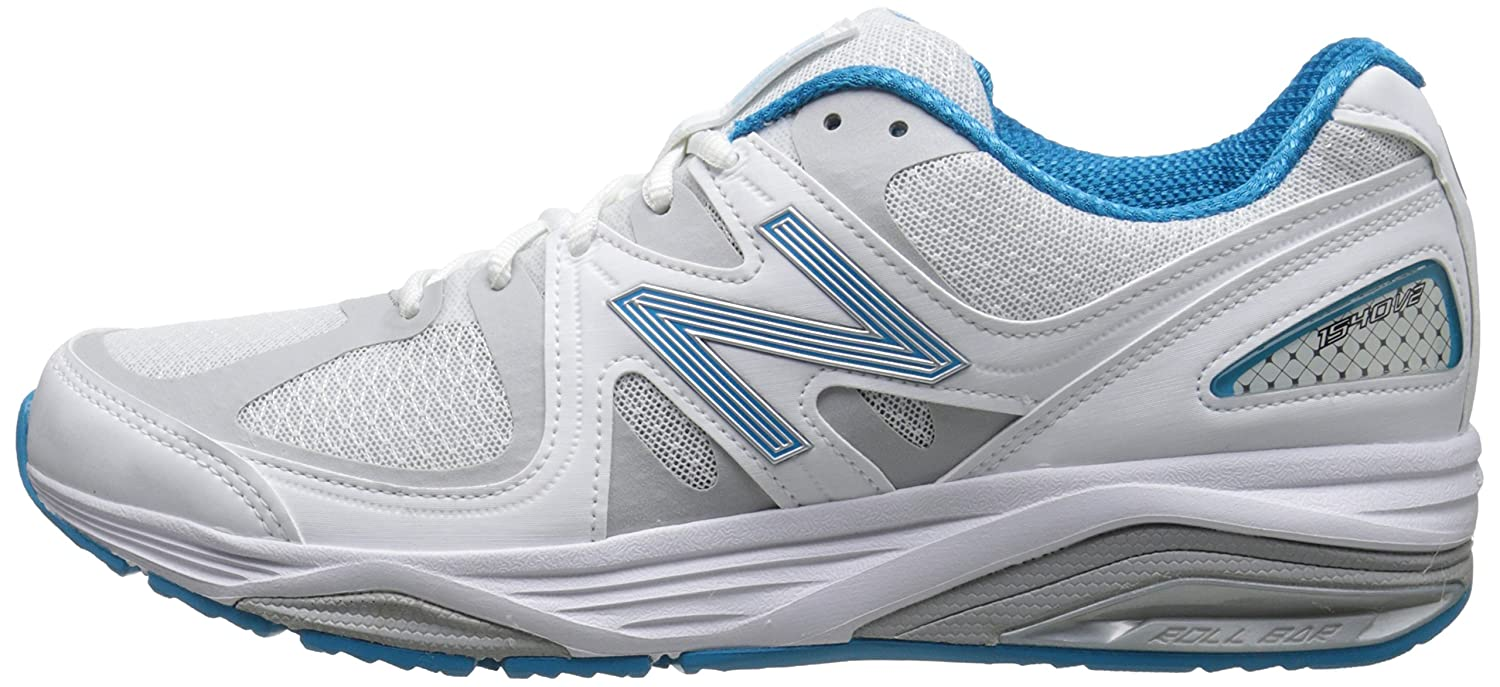 New Balance Women's W1540V2 Running US|White/Blue Shoe B00KQ4CQIY 7.5 D US|White/Blue Running eb23ee