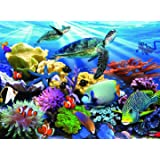 Ravensburger Ocean Turtles Puzzle 200pc,Children's Puzzles