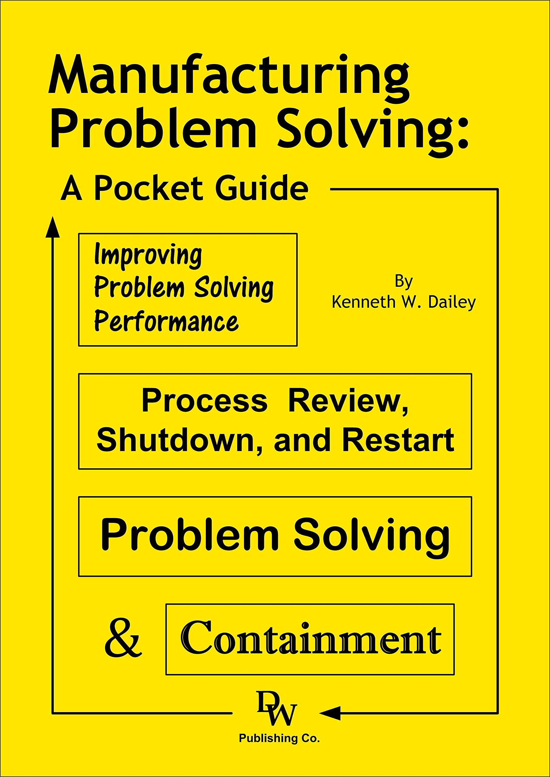 Manufacturing Problem Solving: A Pocket Guide pdf epub