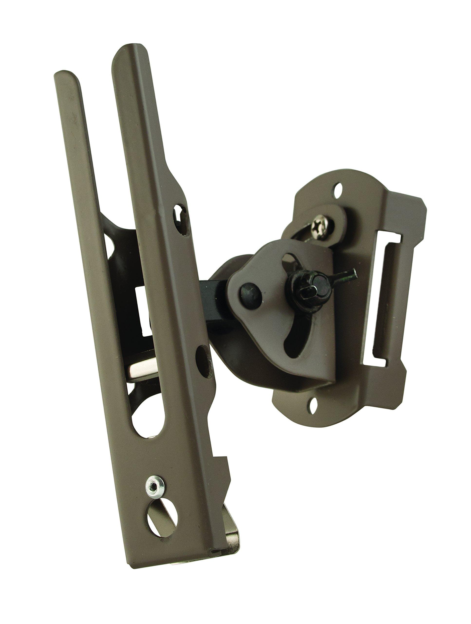 Cuddeback Genius Pan Tilt Lock Mount includes Universal Adapter and Mounting Screws by Cuddeback