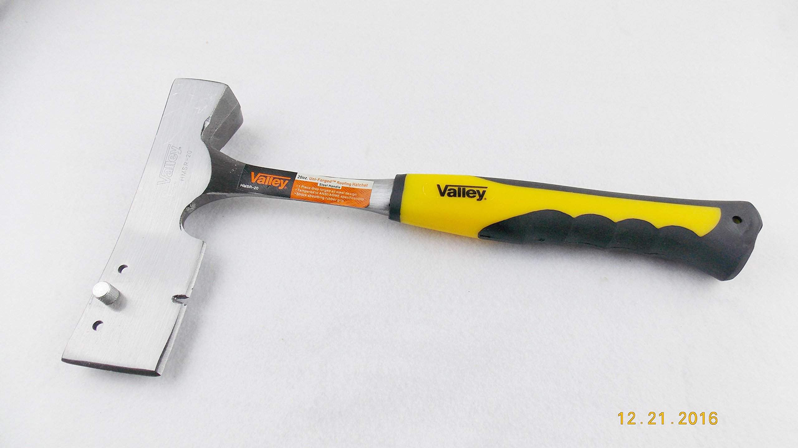 All-Steel Shingling Hammer ( Roofing Hammer) by Forgecraft USA or Valley