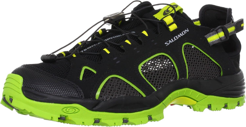 SalomonTechamphibian 3 - Botas Hombre, Color Marrón, Talla 41: Amazon.es: Zapatos y complementos