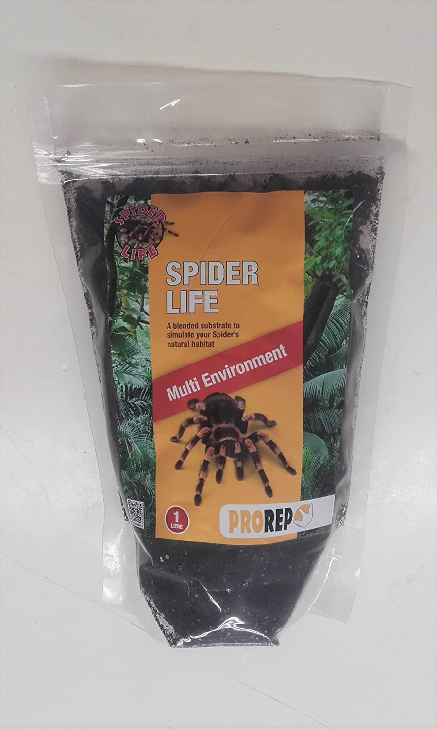 ProRep Spider Life Substrate, 1 Litre SMS002