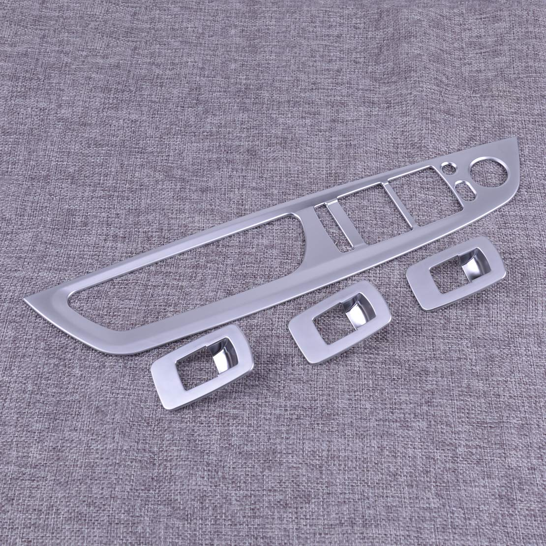 For BMW X5 E70 07-13//X6 E71 08-14 Interior Door Armrest Window Switch Cover Trim
