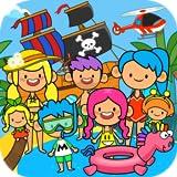 My Pretend Waterpark - Kids Summer Swimming & Splash Pad Park FREE