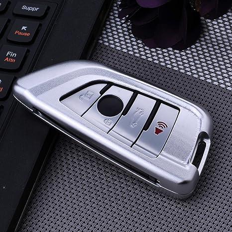 Amazon Com M Jvisun Key Covers For Car Keys Bmw Remote Key Key Fob