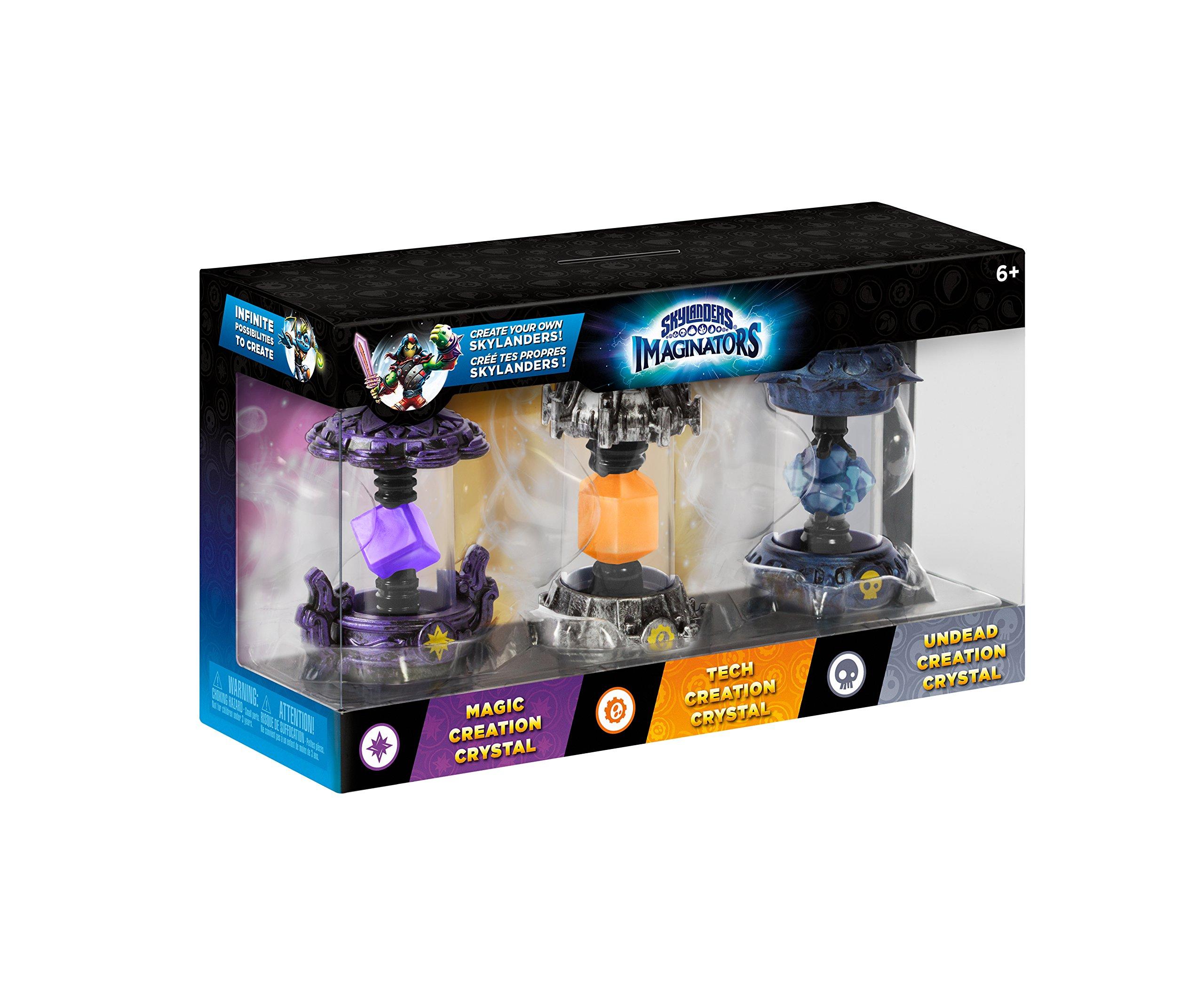 Skylanders Imaginators Creation Crystal 3-PK #1