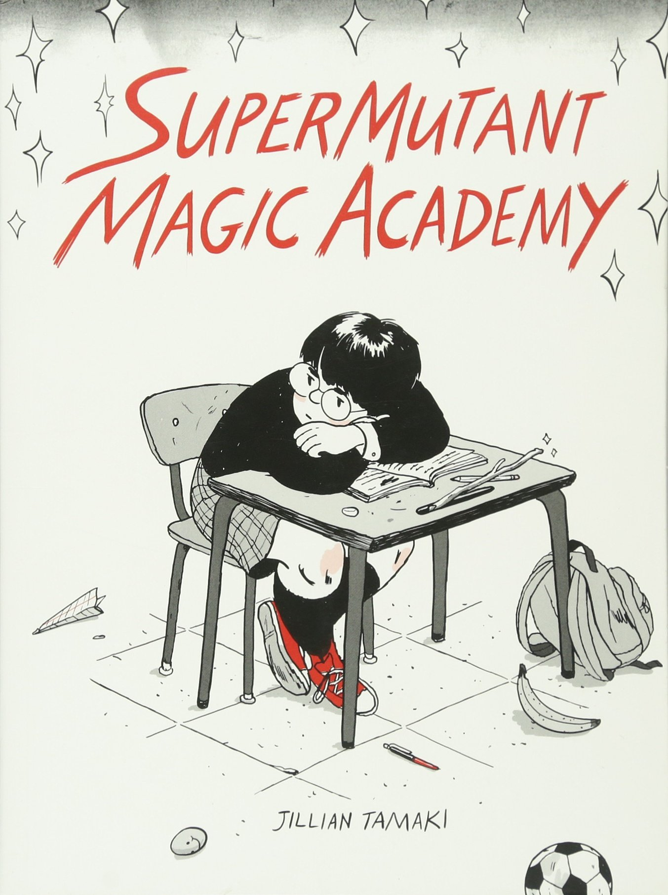 Image result for supermutant magic academy