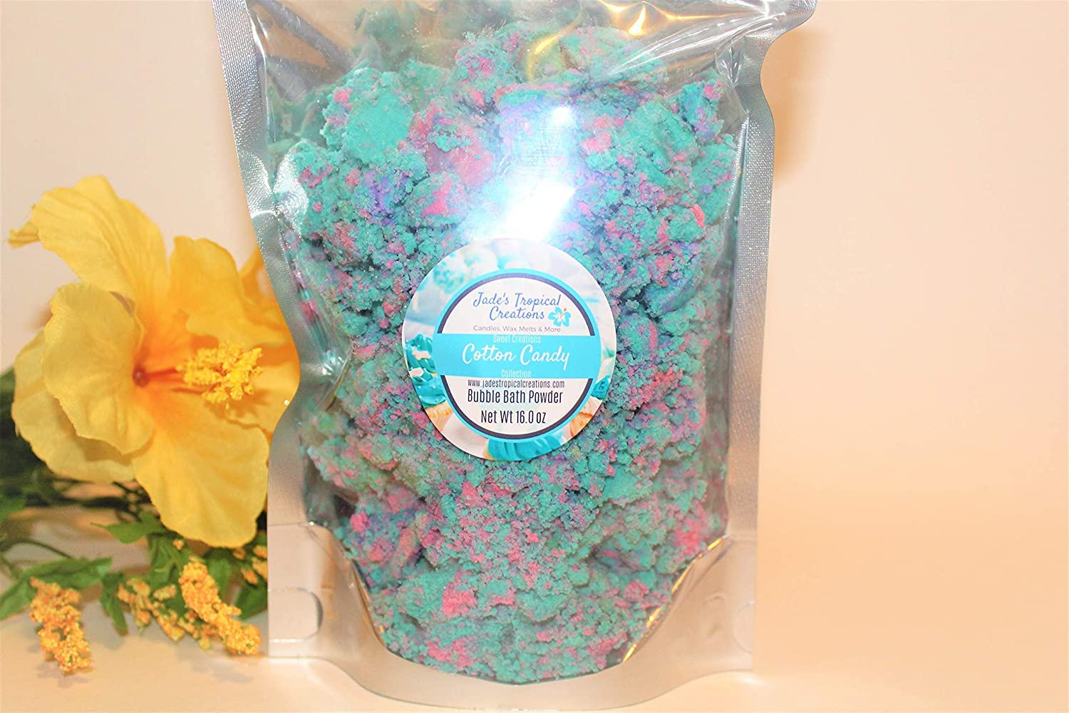 Bubble Bath Powder Bath melts Bath Crumbles Foaming Bath Dust