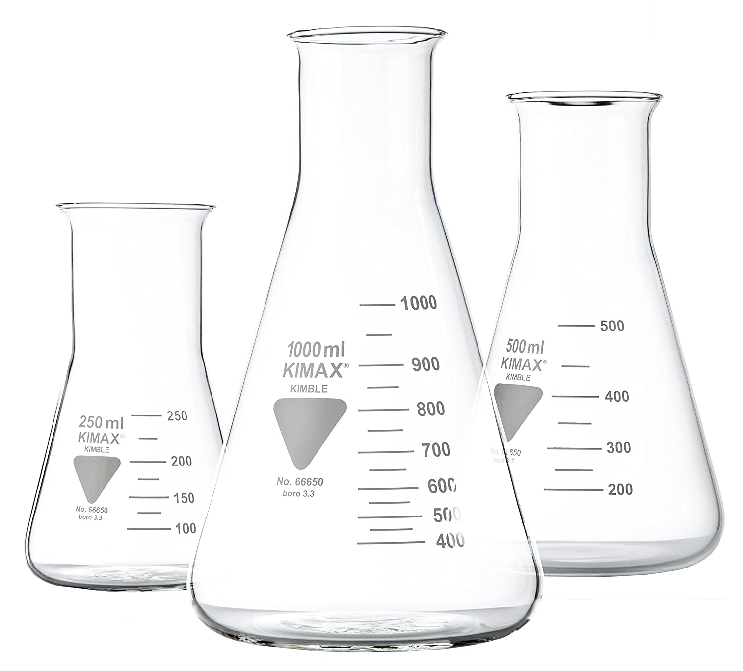 neolab 1– 0187  Erlenmeyer, Lo, kimax coktail 3,3, 100  ml 100 ml 1-0187