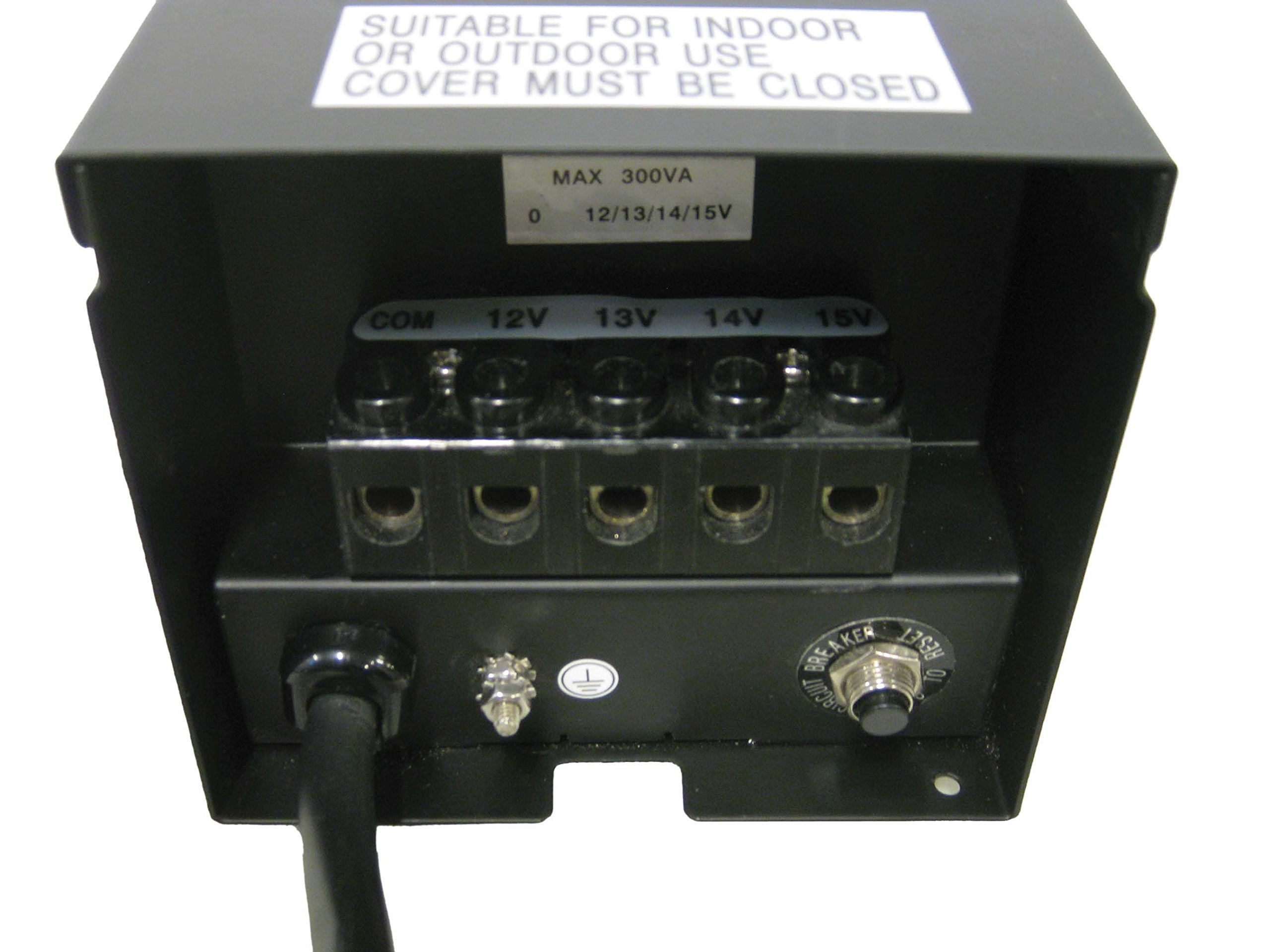 EasyPro Pond Products 300W Transformer with Photo-Eye and Timer