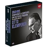 Otto Klemperer- Brahms: Symphonies / Overtures