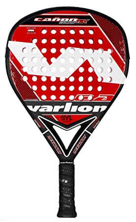 VARLION Cañon Carbon Tex SYL - Pala de pádel Unisex, Color ...