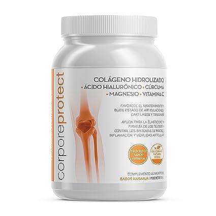 Corpore Protect Colágeno Hidrolizado Naranja, 300 gr