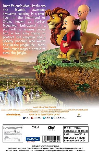 Download hindi movie Motu Patlu - King of Kings
