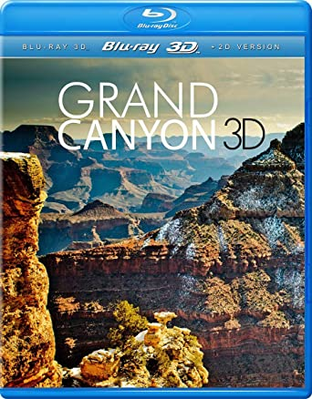 amazon co jp grand canyon 3d blu ray dvd ブルーレイ