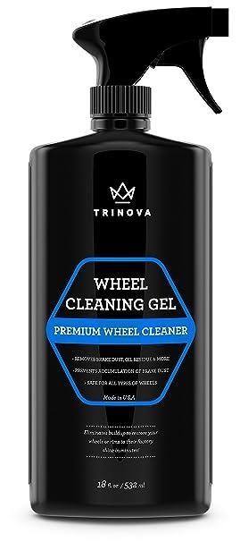 Spray Limpiador de Ruedas – El mejor para eliminar la suciedad, residuos de aceite y