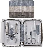 FAMILIFE L14 Manicure Set, 7 in 1 Professional Manicure Pedicure Set