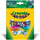 Crayola Ultra Clean Crayons (8-Piece, Large)