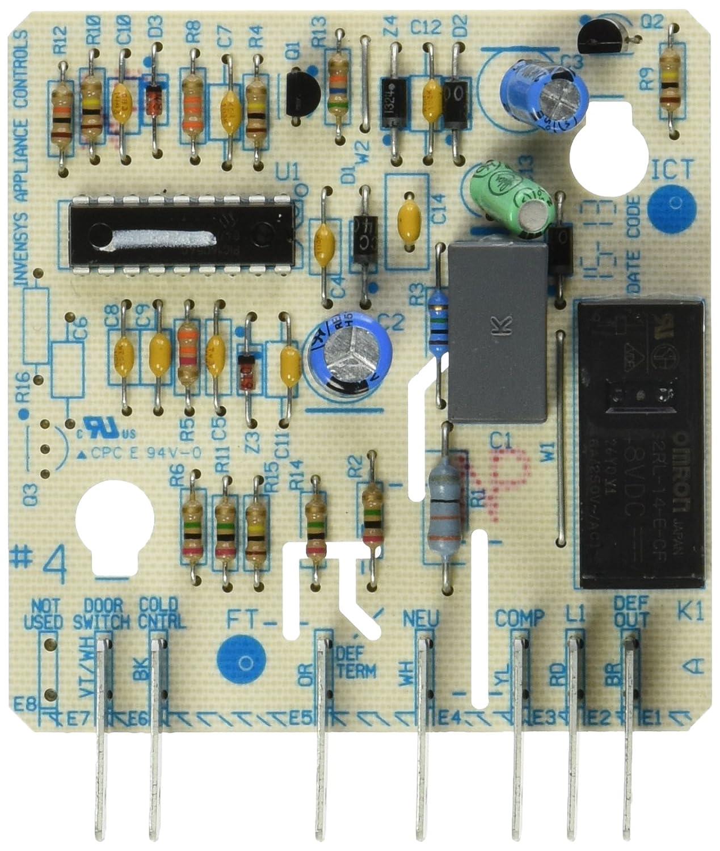 Whirlpool 12566102霜コントロールボード B00LGUCEMU