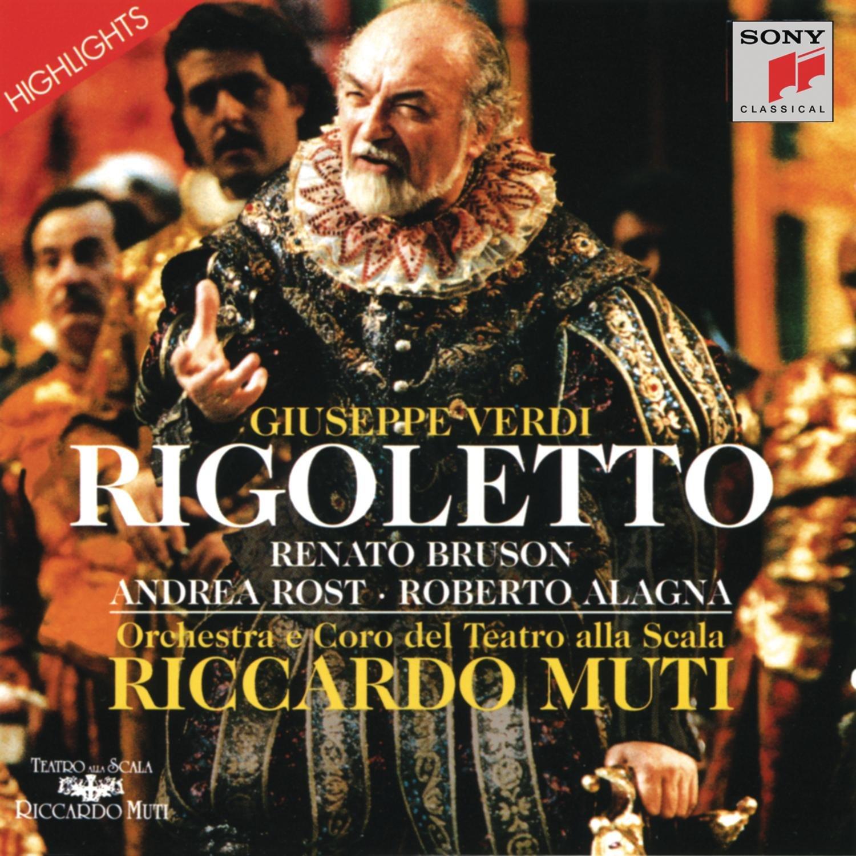 Verdi: Rigoletto (Highlights) by Sony Classical