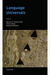 Language Universals Kindle Edition