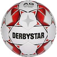 Derbystar Unisex - volwassenen Brillant TT AG trainingsbal, wit, 5