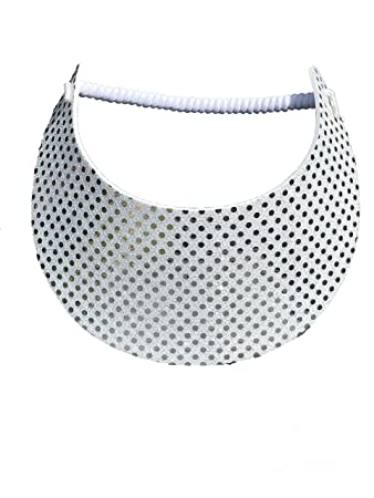 29f866c4a Amazon.com : Pickleball - Fashion Fabric Foam Sun Visor For Women ...