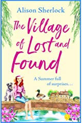 The Village of Lost and Found: The perfect uplifting, feel-good read for 2021 (The Riverside Lane Series Book 2) Kindle Edition