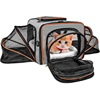 F-color 4-Way Expandable Foldable Pet Carrier
