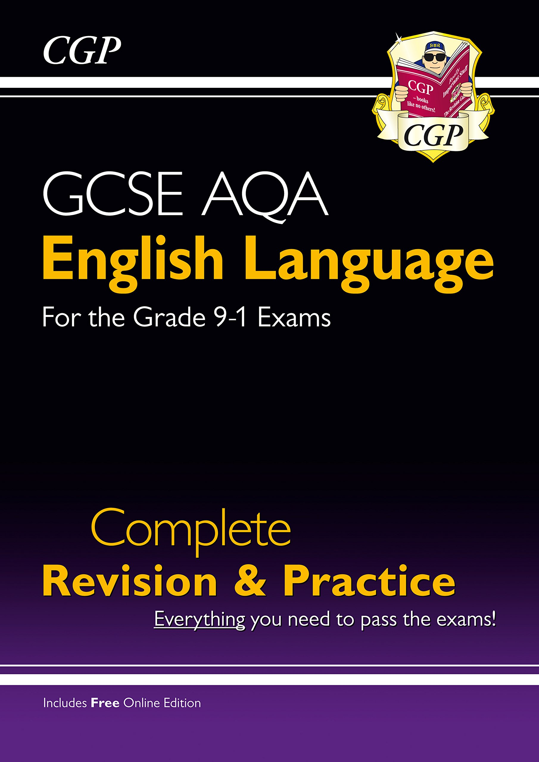 Gcse English Language Aqa Complete Revision Practice Grade 9 1