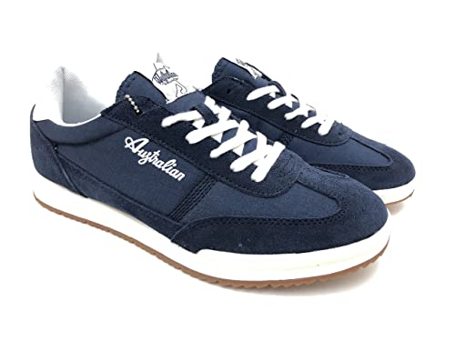 Navy col AUSTRALIAN e borse AU433 Scarpe Amazon it Sneakers wqTxAt1TEf