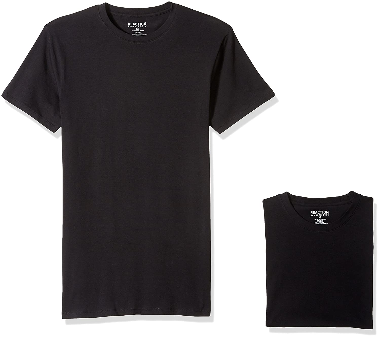 6d119636a6 Kenneth Cole REACTION Men s Crew Neck Tee Set at Amazon Men s Clothing  store