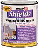 Rust-Oleum 2504 1-Quart Shieldz Universal Wallcovering Primer, White