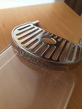 Rasierwerk MS-0054819 - Placa para tazas de máquinas de café Nespresso de la serie Krups CITIZ XN: Amazon.es: Hogar