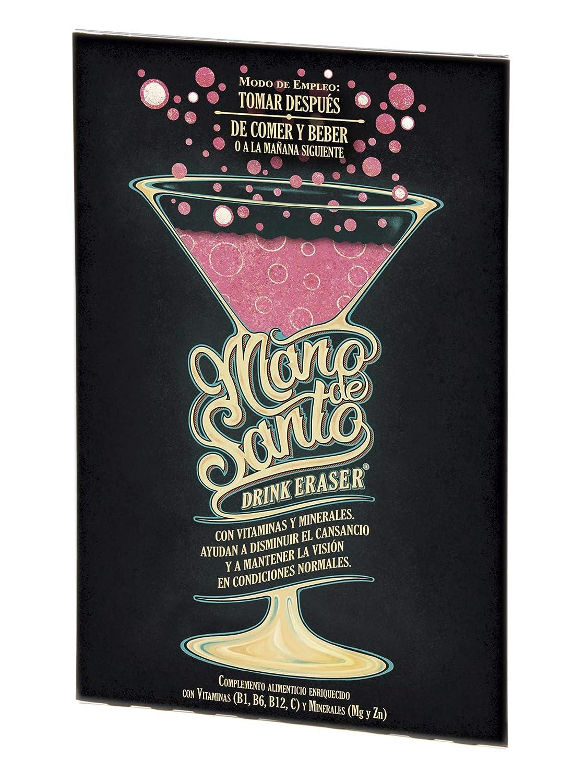 Drink Eraser Mano de Santo - Pack de 4 dosis efervescentes