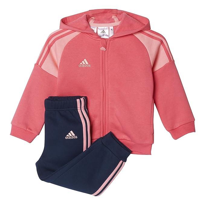 adidas I J 3S FZ HD JO - Chándal para niños: Amazon.es: Zapatos y ...