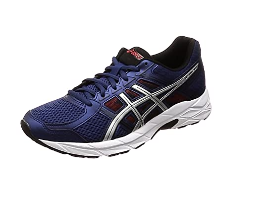 Contend Gel 4 Uomo Running Asics Scarpe Mainapps it Amazon 5xaznBT4