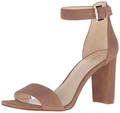 c2ddbb352a6 Nine West Women s Nora Suede Dress Sandal
