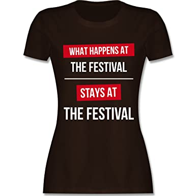 Festival - What Happens on The Festival Stays at The Festival - S - Braun -