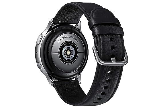 Samsung Galaxy Watch Active2 - Smartwatch, Bluetooth, Plata, 40 mm ...