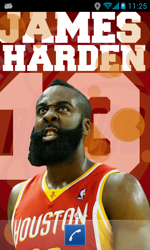 Amazon James Harden Live Wallpaper Appstore For Android