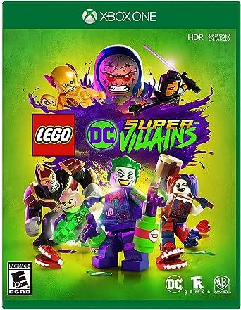 LEGO DC Supervillains for Xbox One [USA]: Amazon.es: Whv Games ...