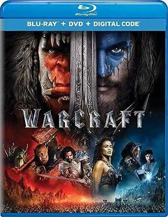 Amazon Com Warcraft Blu Ray Dvd Digital Hd Travis Fimmel