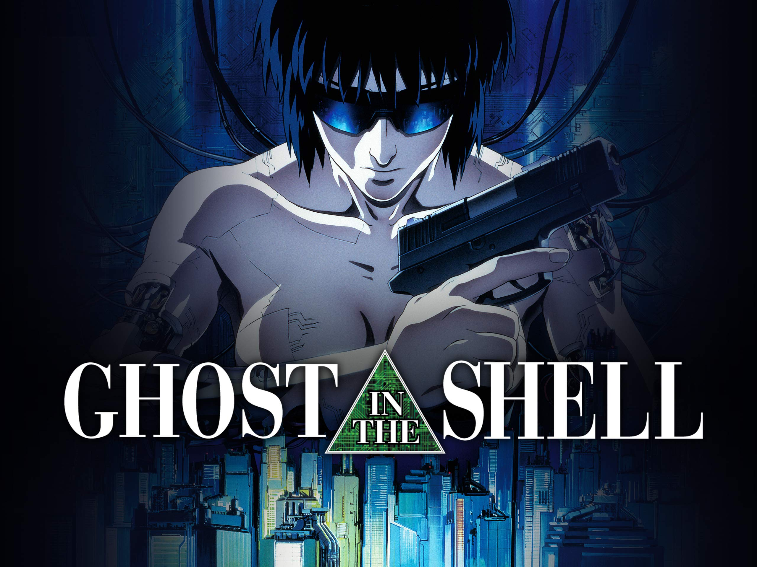Watch Ghost In The Shell 2 0 2008 Redux Prime Video