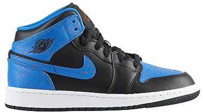 95b52a4b5831 Jordan Air Jordan 1 Mid (gs) Big Kids 554725-048 Size 6.5