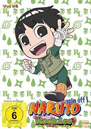 Naruto - Rock Lee und seine Ninja-Kumpels, Vol. 4 Alemania ...