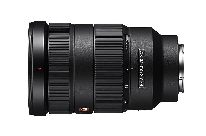 Sony FE 24-70mm f/2 8 GM Lens